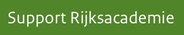 Support Rijksacademie